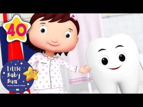 Brush Your Teeth   +More Nursery Rhymes & Kids Songs   Little Baby Bum