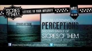 "Stories Of Them - Perceptions ""REISSUE"""