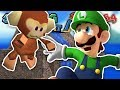 GIMME THE MONKEY - Sucking at Mario 64 DS (Part 3)