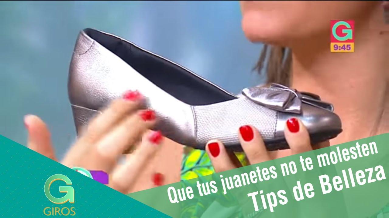 9effad32 Zapatos cómodos para evitar la molestia de los juanetes - YouTube