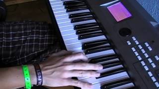 Alestorm - Midget Saw (keyboard cover)