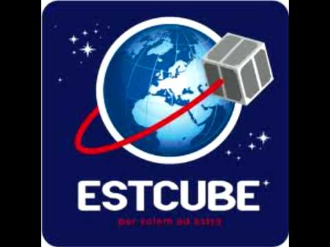 The first recorded ESTCube-1 beacon signal