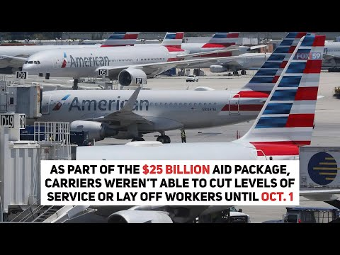 American Airlines Reportedly Set To Drop Flights To As Many As 30 Smaller Cities