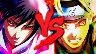 ناروتو vs ساسكي||مع اغنيه حماسيه||naruto vs sasuke amv Whispers in the dark/Time of