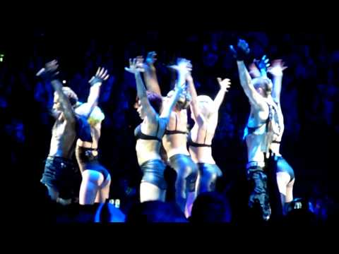 Lady Gaga - Show Me Your Teeth - The Monster Ball Tour (HD) - LG Arena Birmingham - 28/5/2010