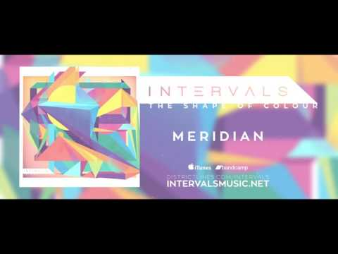 INTERVALS // MERIDIAN // THE SHAPE OF COLOUR