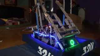 Repeat youtube video FRC 3211 2014 robot reveal