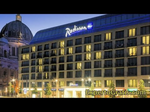 Radisson Blu Hotel, Berlin, Berlin, Germany - 5 star hotel