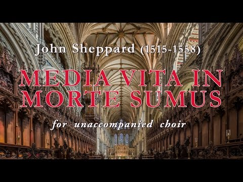 Healing music  Sheppard  Media Vita in Morte Sumus