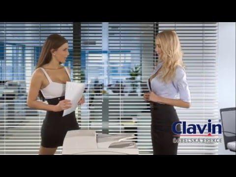 Clavin reklama