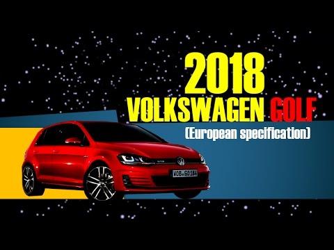 2018 Volkswagen Golf Gti Specs Release Date