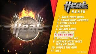 "H.E.A.T ""H.E.A.T II"" - Official Pre-Listening"