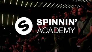 Jay Hardway Masterclass: How To Start A Track @ Spinnin' Academy ADE 2018