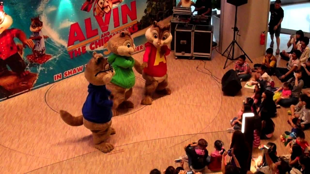 Alvin And The Chipmunks Party Rock Anthem Free Mp3 ...