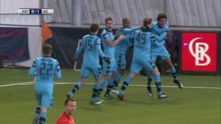 Samenvatting Katwijk - Jong AZ (0-2)