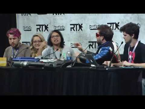 Fan Service: Live and Kawaii RTX 2017 Panel