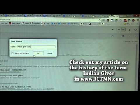 How to Save All of Your Web Page URL Links Instantly