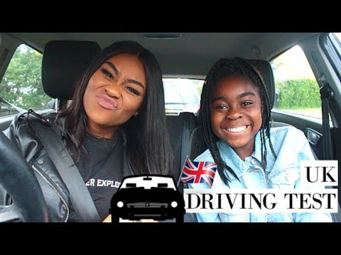 TIPS ON HOW TO PASS YOUR UK DRIVING TEST | NISSY TEE