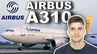 Der AIRBUS A310! AeroNewsGermany