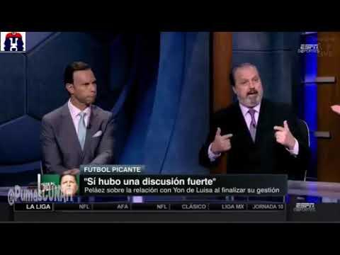 Hugo Sánchez, Cuauhtémoc  y Peláez estuvieron en Futbol Picante #ESPN #FutbolPicante