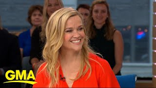 Reese Witherspoon shares cast secrets from the set of 'Big Little Lies' season 2 l GMA