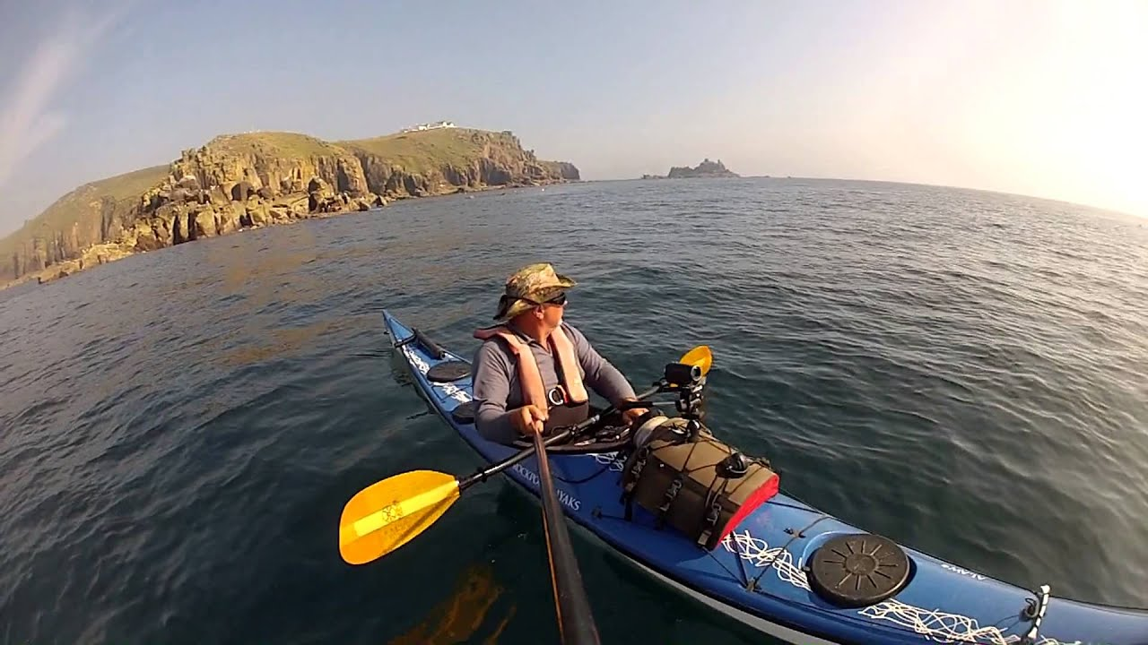 8205 cornwall - Sea Kayaking Cornwall 2013 Land S End At Last