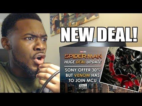 NEW Spider-Man MCU Deal Update! Sony Offers Disney 30% & Venom!