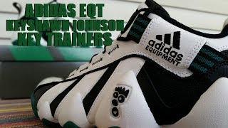 "Adidas Eqt Keyshawn Johson ""key Trainers"" | 1080p Hd"