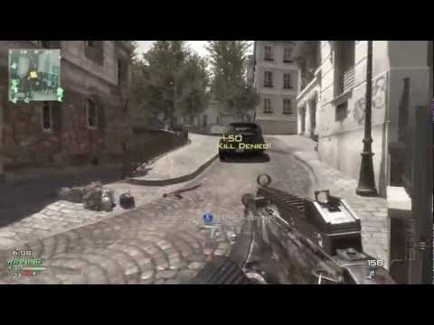 Modern Warfare 3 G36C Gameplay 3 In 1!