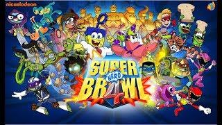 Битва супер героев Nickelodeon обзор игры онлайн