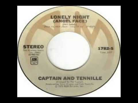 Captain & Tennille - Lonely Night Angel Face (1976) Mp3