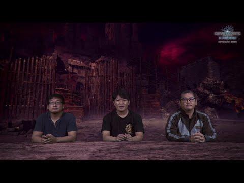Monster Hunter World: Iceborne - Developer Diary The Final Stand