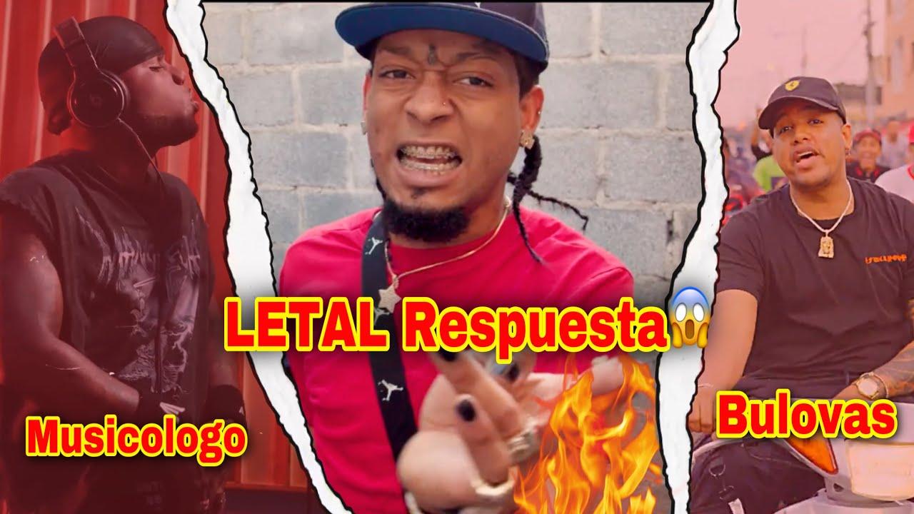 LA LETAL RESPUESTA DE ROCHY RD PARA MUSICOLOGO Y BULOVA