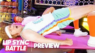 "Andy Grammer's Gets His Booty on The Floor to ""Pump Up the Jam"" 