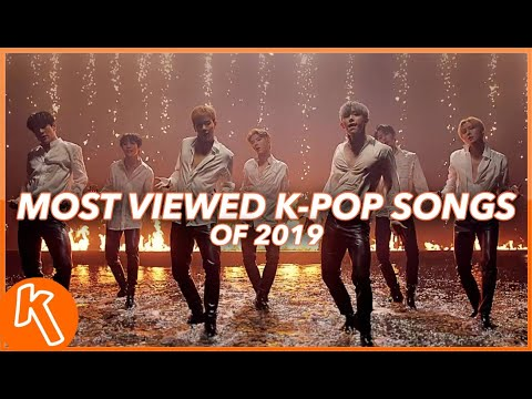 TOP 100 MOST VIEWED K-POP SONGS OF 2019  MAY