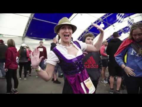 The Stein Dash At Oktoberfest NW - The Ultimate Beer Run