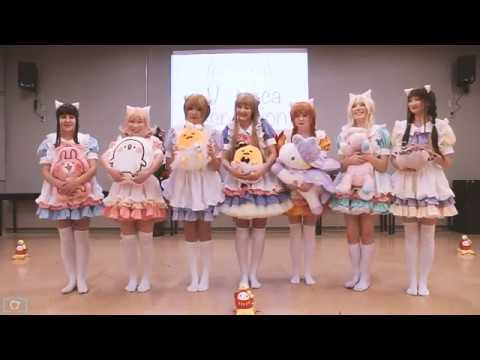 【Voca_Sensation】 Super Neko World (Dance)