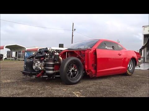 Fireball Camaro sighting