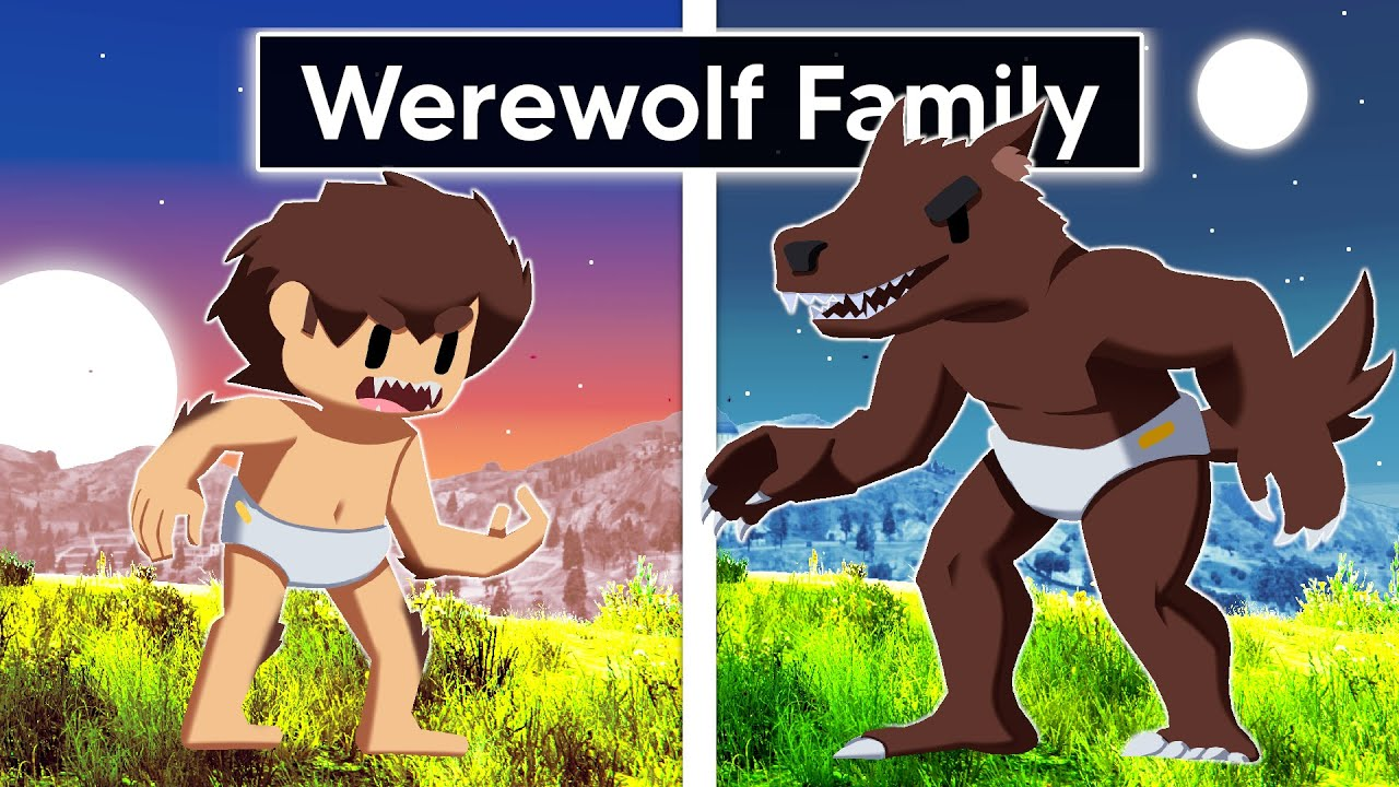 Download UPGRADING Into The WEREWOLF Family In GTA 5!