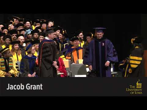 UI Graduate College Commencement (Doctoral) - May 11, 2018 on YouTube