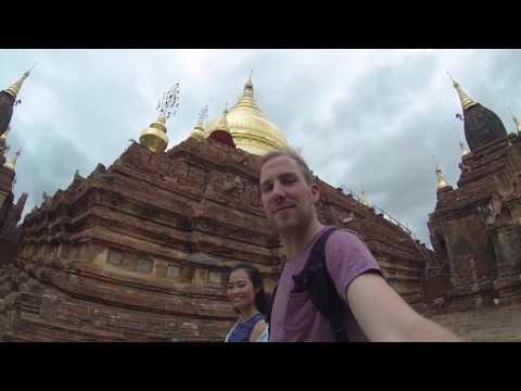 South East Asia Travel Vlog III - Bagan