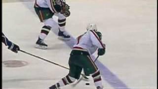 Minnesota Wild vs. Colorado Avalanche 2003 Game 6 Overtime