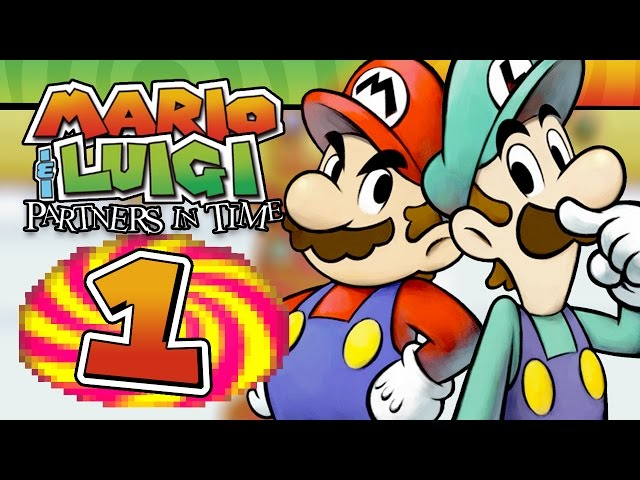 Mario Partners In Time Part 1