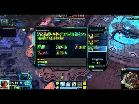 Infinite Crisis Ranked Game