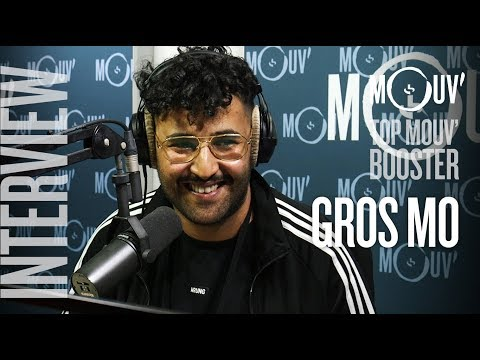 Youtube: GROS MO:«J'essaie de faire de la musique qu'on peut écouter avec ses enfants»