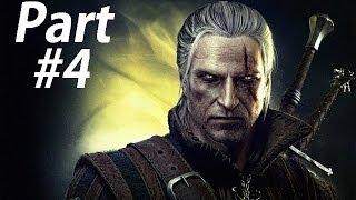 The Witcher 2 Assassin's of Kings [Enhanced Edition] Gameplay Walkthrough Part 4-Prison Break