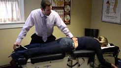 Danbury Chiropractor Danbury Chiropractic and Wellness lower back and leg pain relief