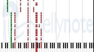The Dividing Line - October Tide [Sheet Music]