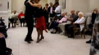 7. Dancing with the stars -Nick and Nina