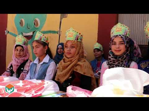 تكريم الطلاب المتفوقين في مدرسة عبد الله بن عباس